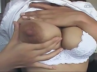 Lesbian lactation seduction and awesome nipple sucking