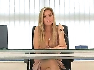 Long Hair Office Amazing Milf Office Office Milf