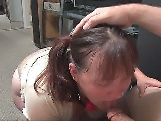 PAWG Hamster Time Big Butt Housewife Get Anal