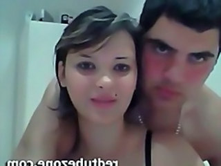 couple have sex in webcam by redtubezone.com