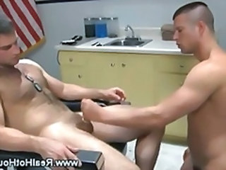 Handjob Muscled