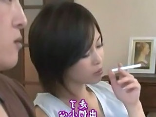 Smoking Cute Japanese Asian Babe Cute Asian Cute Japanese