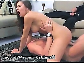 Wifey Bucks Have a weakness for Bronco On New Cock