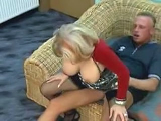 MILF Clothed Riding Milf Stockings Stockings