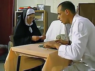 Uniform Mature Nun