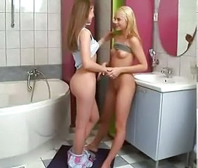 Bathroom Amazing Ass Bathroom Teen Lesbian Teen Pov Teen