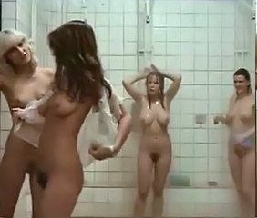 Hairy Girls In The Shower