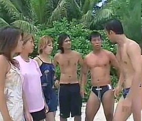 Orgy Asian Babe Asian Babe Babe Outdoor Beach Sex