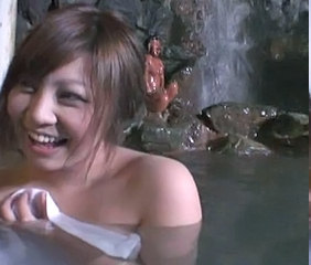 Japanese Hot Spring Pt4 - Cireman