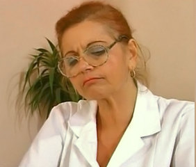 Doctor Redhead Glasses Doctor Mature Glasses Mature Mature Ass