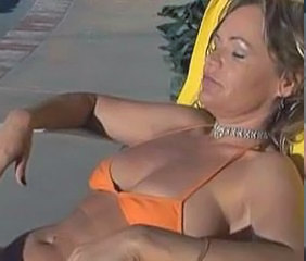 Bikini Mature Outdoor Outdoor Outdoor Mature