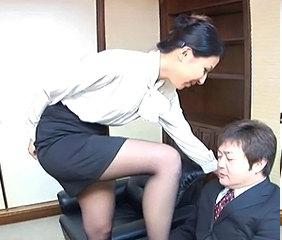 Office Secretary Stockings Japanese Milf Milf Asian Milf Office