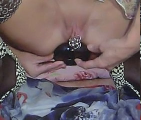 Toy Close up Piercing Toy Anal