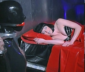 Latex MILF Sleeping Rubber