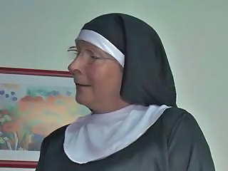 Glasses Mature Nun European German German Mature
