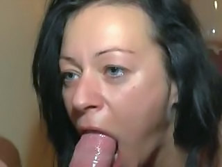 Deepthroat hardcore blowjob 1814 sloppy