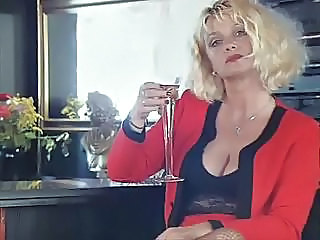 Blonde Drunk European Blonde Mature Drunk Mature European