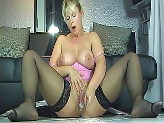 Orgasm Toy Stockings Masturbating Mom Masturbating Orgasm Masturbating Toy