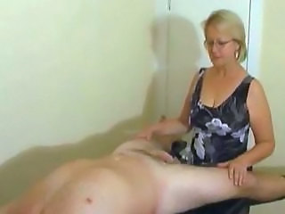 Handjob CFNM Glasses Cfnm Handjob Glasses Mature Handjob Amateur