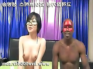 When sturdy black cock fucks a sexy Korean, the result just has to be explosive