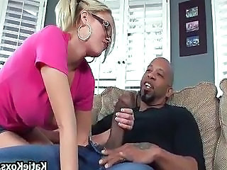 Pigtail Blonde Interracial Ass Big Cock Ass Big Tits Big Cock Handjob