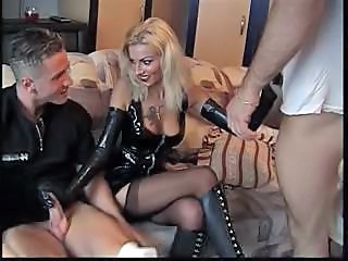 Latex Handjob  Cute Anal Milf Anal Milf Stockings