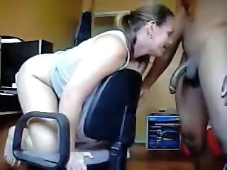 Wife fucking for black cock
