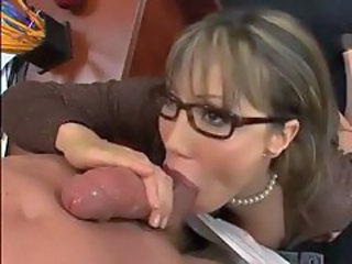 Amazing Blowjob Glasses Blowjob Milf Milf Ass Milf Blowjob