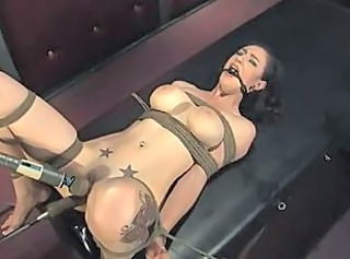 Machine Bondage Fetish