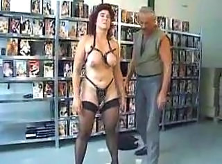 Older Slave Amateur