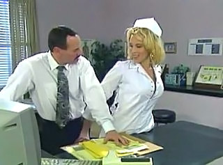 Nurse Amazing Blonde
