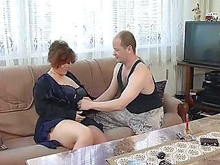 Chubby Russian Homemade Beautiful Mom Big Tits Chubby Big Tits Mature