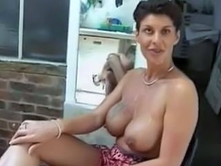 French  Natural French Milf