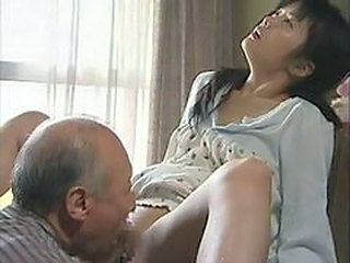 Japanese Licking Asian Old And Young