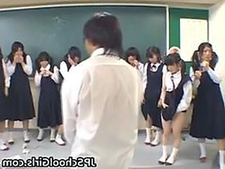 School Japanese Teen Asian Teen Classroom Japanese School