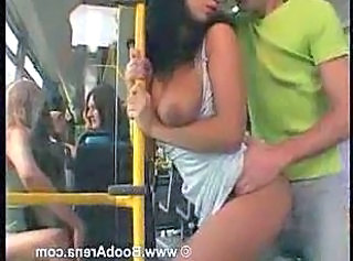 Bus Teen Clothed Anal Teen Bus + Public Bus + Teen