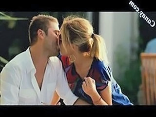 Erotic Kissing Outdoor Romantic Outdoor Ejaculation