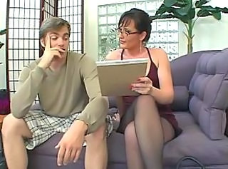 Pantyhose Glasses  Ass Big Cock Big Cock Milf Milf Ass