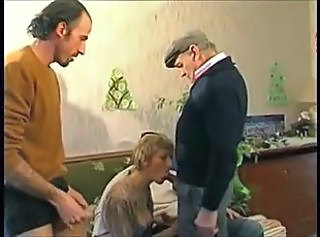 French Gangbang Old And Young European French French Milf
