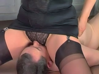 Facesitting Panty Stockings Stockings Squirt Orgasm