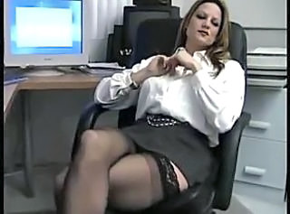 Secretary Office Stockings Big Cock Mature Mature Big Cock Mature Stockings