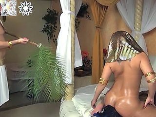 Video from: pornhub | CLEOPATRA FACESITTING