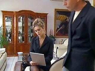 Secretary Amazing MILF