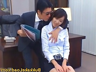 Asian Office Secretary Asian Teen Office Teen Teen Asian