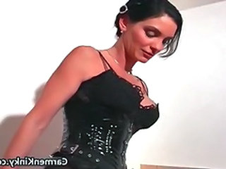 Sexy big tits Carmen in insane hardcore part3