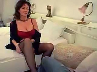 German Stockings Natural Big Tits German Big Tits Milf Big Tits Stockings