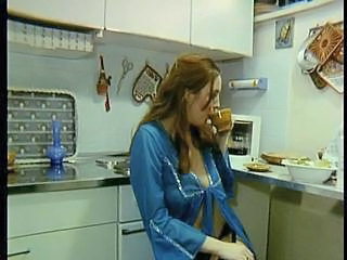 Vintage German Redhead European German German Milf