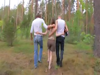 Amateur European Outdoor Amateur European Forest