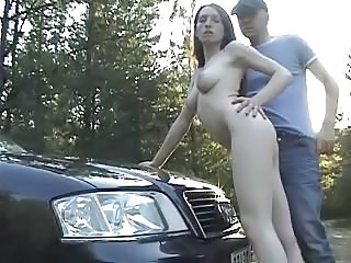Car Outdoor Teen Car Teen Outdoor Outdoor Teen