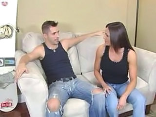Jeans Mom MILF Aunt  Old And Young